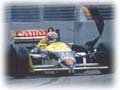 Mansell in 86