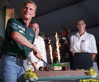 Johnny Herbert's last GP