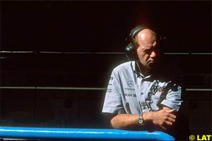 Adrian Newey, the man of the moment