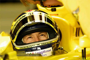 It's time to look ahead for Frentzen