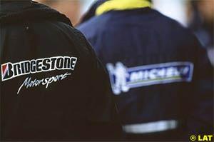 Bridgestone focus on 2002