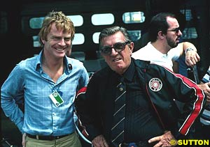 Max Mosley and Jean-Marie Balestre