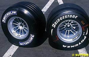 Michelin or Bridgestone?