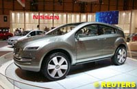 New Nissan Crossover
