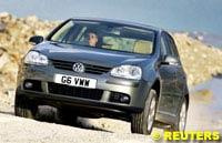 VW Introduces 4x4 Golf