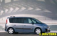 Renault's Revised Espace
