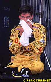 Bye-Bye Damon Hill?