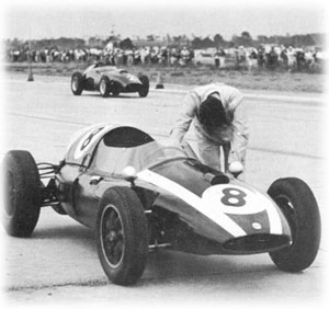 50 Years Of Technical Development In Formula One
