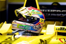 Justin Wilson, today