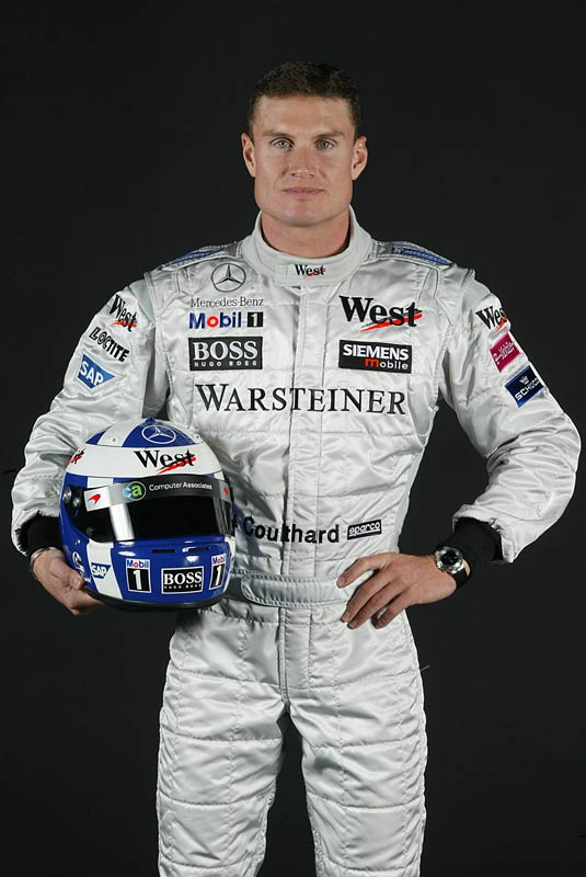Atlas F1 News Service, 2002 Teams: West McLaren Mercedes