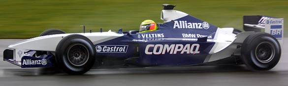Atlas F1 News Service, 2002 Teams: BMW WilliamsF1